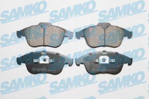 Спирачни накладки SAMKO - 5SP1466