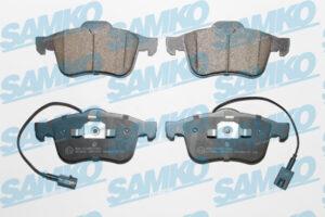 Спирачни накладки SAMKO - 5SP1470