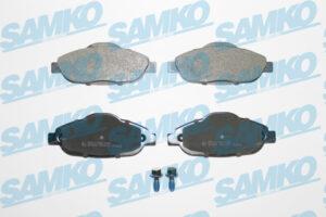 Спирачни накладки SAMKO - 5SP1471
