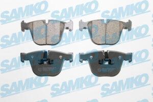 Спирачни накладки SAMKO - 5SP1473