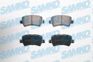 Спирачни накладки SAMKO - 5SP1474