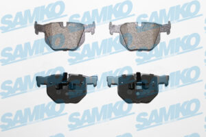 Спирачни накладки SAMKO - 5SP1476