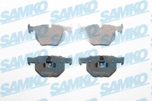 Спирачни накладки SAMKO - 5SP1477
