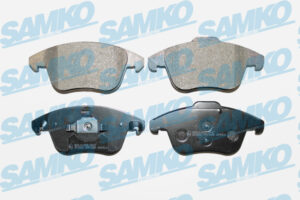 Спирачни накладки SAMKO - 5SP1480