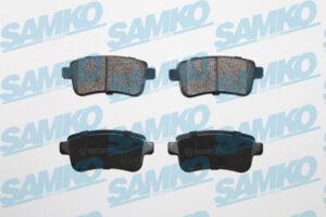 Спирачни накладки SAMKO - 5SP1484