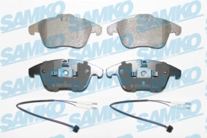 Спирачни накладки SAMKO - 5SP1486A