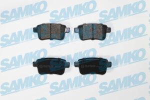 Спирачни накладки SAMKO - 5SP1487