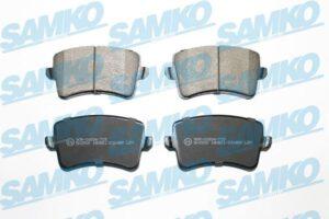 Спирачни накладки SAMKO - 5SP1489