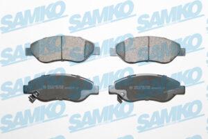 Спирачни накладки SAMKO - 5SP1490