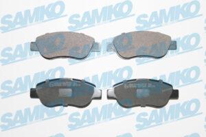 Спирачни накладки SAMKO - 5SP1491