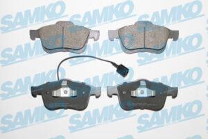 Спирачни накладки SAMKO - 5SP1494