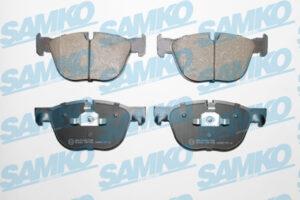 Спилачни накладки SAMKO - 5SP1496