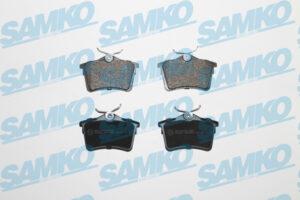 Спирачни накладки SAMKO - 5SP1500