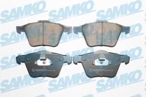 Спирачни накладки SAMKO - 5SP1507