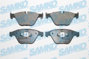Спирачни накладки SAMKO - 5SP1509