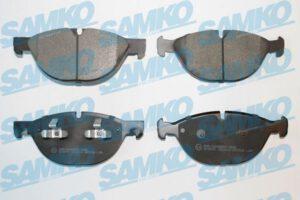 Спирачни накладки SAMKO - 5SP1518