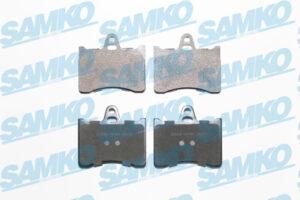 Спирачни накладки SAMKO - 5SP152