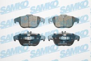 Спирачни накладки SAMKO - 5SP1528