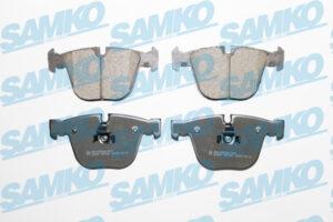 Спирачни накладки SAMKO - 5SP1531