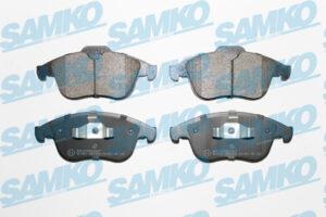 Спирачни накладки SAMKO - 5SP1534