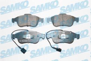 Спирачни накладки SAMKO - 5SP1535