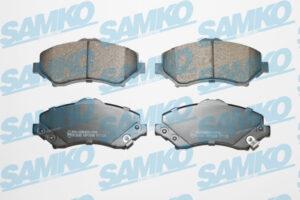 Спирачни накладки SAMKO - 5SP1548