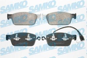 Спирачни накладки SAMKO - 5SP1551