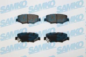 Спирачни накладки SAMKO - 5SP1555