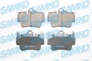 Спирачни накладки SAMKO - 5SP1559