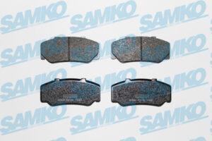 Спирачни накладки SAMKO - 5SP156