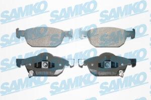Спирачни накладки SAMKO - 5SP1560