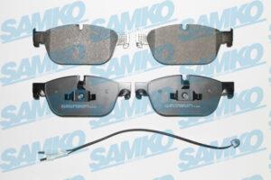 Спирачни накладки SAMKO - 5SP1561A