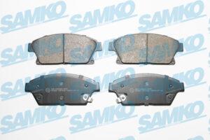 Спирачни накладки SAMKO - 5SP1562
