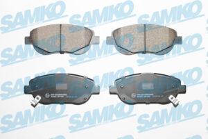 Спирачни накладки SAMKO - 5SP1566