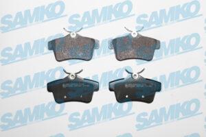 Спирачни накладки SAMKO - 5SP1567