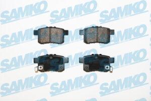 Спирачни накладки SAMKO - 5SP1569