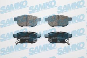 Спирачни накладки SAMKO - 5SP1571