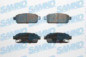 Спирачни накладки SAMKO - 5SP1575