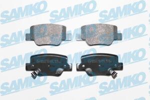 Спирачни накладки SAMKO - 5SP1576
