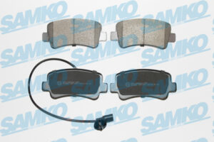 Спирачни накладки SAMKO - 5SP1578