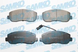 Спирачни накладки SAMKO - 5SP1579