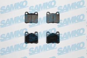 Спирачни накладки SAMKO - 5SP158