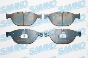 Спирачни накладки SAMKO - 5SP1582