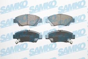 Спирачни накладки SAMKO - 5SP1591