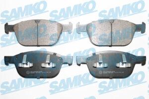 Спирачни накладки SAMKO - 5SP1597