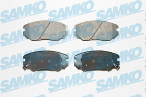 Спирачни накладки SAMKO - 5SP1599