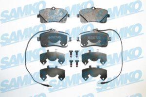 Спирачни накладки SAMKO - 5SP1601