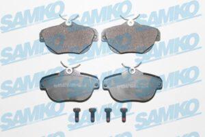 Спирачни накладки SAMKO - 5SP1603