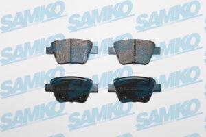 Спирачни накладки SAMKO - 5SP1608