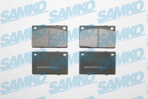 Спирачни накладки SAMKO - 5SP161